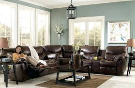 Brown Sectional Living Room Upholstery Brown Sectional Sofa Brown Magnificent Leather Couch Living Room Ideas Model