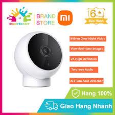 Xiaomi Mijia Camera gia đình thông minh Xiaomi Smart CCTV Camera 1080P  MJSXJ02HL Standard Edition 170° Night Vision - Hệ thống camera giám sát