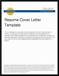 Cover Letter Sample General Counsel Cover Letter Templates
