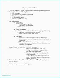 Critical Response Essay Format Descriptive Example Place A Examples