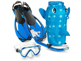 Us Divers Junior Snorkel Set Size Chart The Best Snorkel Gear For Your Vacation Masks Fins What
