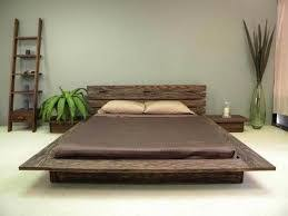 Flat Platform Bed Frame Asian — Platform Beds : Building Flat ...