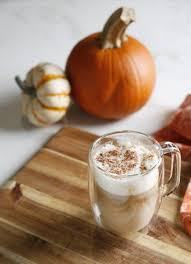 homemade pumpkin e latte cuts sugar and calories but not flavor