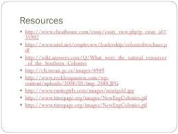 natural resources in the colonies ppt video online  17 resources df of the southern colonies