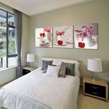 Modern Art Bedroom Aliexpresscom Buy 3 Piece Canvas Wall Art Bedroom Kitchen