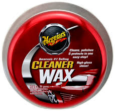 Image result for meguiars cleaner wax