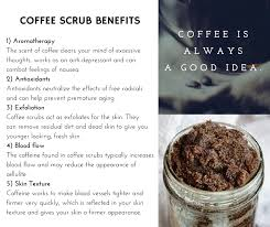 Shop with afterpay on eligible items. Coffee Scrub Benefits Coffee Body Scrub Coffee Face Scrub Coffee Scrub