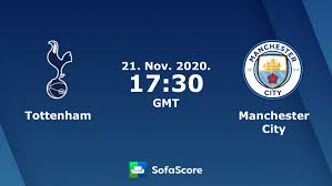 Tottenham Manchester City risultati, diretta streaming e pronostico -  SofaScore