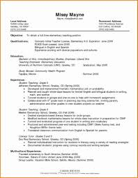 Resume With Volunteer Experience Template Teacher Resume Volunteer Experience Therpgmovie 99