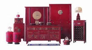 Oriental style furniture Dining Room Pinterest Oriental Stylechinese Antique Furniture Red Group