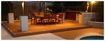 decking lighting ideas. Elegant Design Led Deck Lights Decking Lighting Ideas