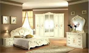 Girls White Bedroom Furniture Teenage Girl Wooden Kid Bed S ...