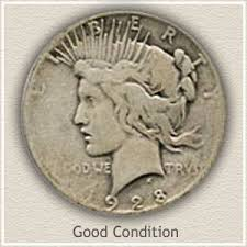 1922 Silver Dollar Value Chart 1922 Peace Silver Dollar Value Discover Their Worth