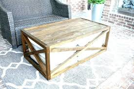 table tile coffee table mosaic outdoor side with storage top patio diy marble
