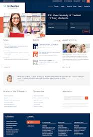 Templates For Education 35 Free Responsive Education Html Css Website Templates