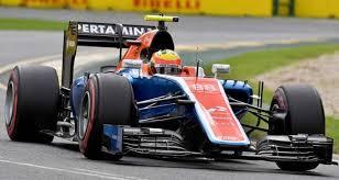 Hasil gambar untuk Foto Rio haryanto F1