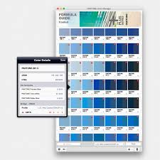 Pantone Color Manager Software