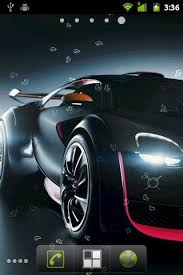 car live wallpaper android