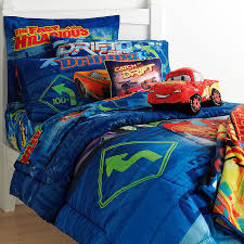 image of 5pc disney car drift full bedding set mater double enjoy having a cars