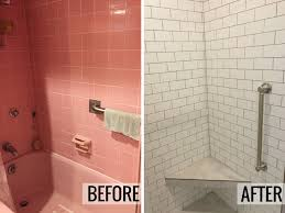 a davenport ia bathroom remodel designed and remodeled completely from start to finish by village