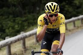 Actualidad, imágenes y vídeos de egan bernal en el calendario ciclista. Watch Egan Bernal Set To Become Youngest Tour De France Champion In 110 Years Upi Com Tour De France Egan Champion