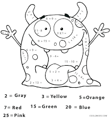 Math coloring pages printable addition coloring worksheet ...