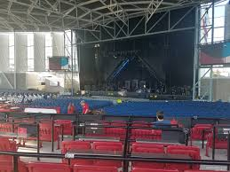 Molson Amphitheatre Seating Chart Budweiser Stage Section 302 Rateyourseats Com
