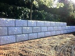 large concrete block retaining wall large concrete block retaining walls block retaining wall cost cool concrete
