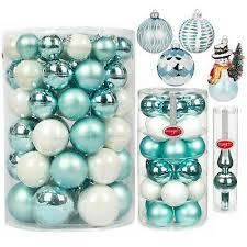 Inge Glas Christbaumschmuck Cool Mint Weihnachtskugeln