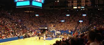 Ku Basketball Seating Chart Kansas Jayhawks Basketball Seating Chart Map Seatgeek