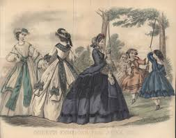 Image result for civil war era fashions