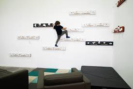 diy climbing wall panel indoor jungle