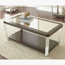 low rectangular coffee table steve silver co truman cocktail table in 2019