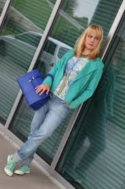 Tshirt Boyfriend Jeans Casual Outfit Del Marted The Chili