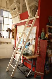 Charming Pictures Of Various Loft Ladder For Home Interior Design And  Decoration Ideas : Cool Picture