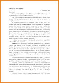 sample of informal letter essay pmr kitchen clerk sample resume formal and informal letter writing format images letter samples example informal letters 8 formal and informal