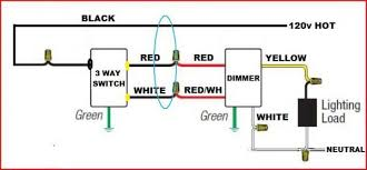 diagram 3 way dimmer wiring way auto engine wiring diagrams Light Dimmer Wiring Diagram wiring diagrams for a ceiling fan and light kit do it yourself furthermore ge 12724 12723 dimmer light switch wiring diagram