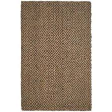 natural fiber natural gray 5 ft x 8 ft area rug