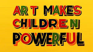 Art Makes Children Powerful | Sedition