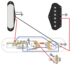 mod garage telecaster series wiring premier guitar with diagram tele wiring diagram 1 humbucker single coil