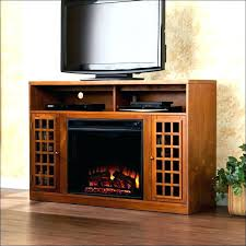 glass ember fireplace tv stand fireplace mantels wood