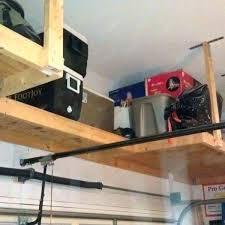 garage storage racks wood garage shelves racks garage storage the home depot hanging garage shelves plans