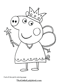 Free Fruit Of The Spirit Printables Spirit Coloring Pages Fruit Of