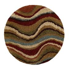 top 24 first rate mm round rug roselawnlutheran wave blue foot large rugs area cream circular carpet ft grey teal vision