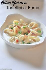 try your hand at your own copycat recipe for the olive garden tortellini al forno copycat recipe from copykat com