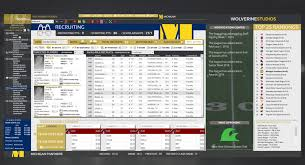 Your First Look At College Sim Heaven Draft Day Sports