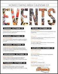 Upcoming Events Flyer Flyers Upcoming Schedule Schedule Of Events Schedule