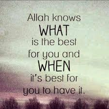 Allah Tak Bagi.. Bersebab...
