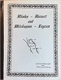 Rhodes--Barnett and Mitchusson--Ingram: Ladd, Norma Rhodes: Amazon.com:  Books