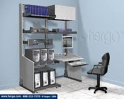 computer desktop furniture. open racking system rome computer desktop furniture d
